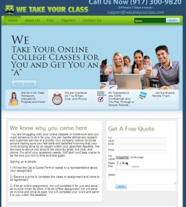 Online Class Hel Review - Select State/Province - Ripoff ...